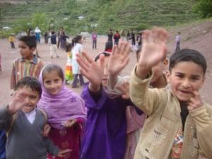 Pakistani schoolkids