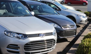 Car sales can be an indicator of economic health as they are a measure of the spare cash people have to make big purchases