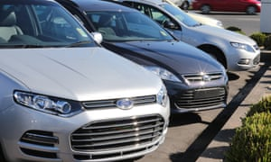 Car sales will no longer be an indicator of the Australian production of cars, and cars will become purely consumables.