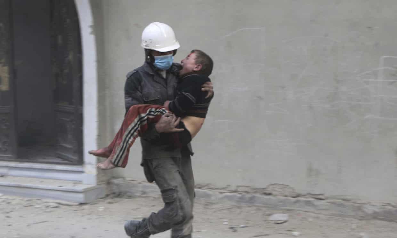 'Unimaginable carnage' as Ghouta blockade enters second week (theguardian.com)