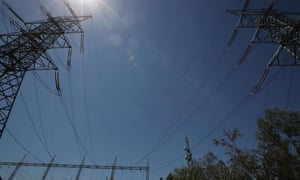 Comparator websites offering consumers advice about their electricity plans