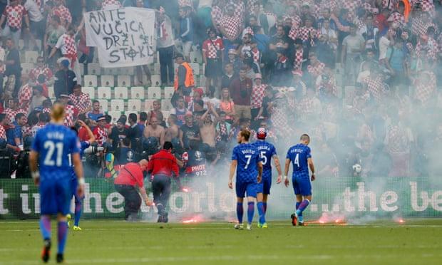 Czech Republic vs Croatia