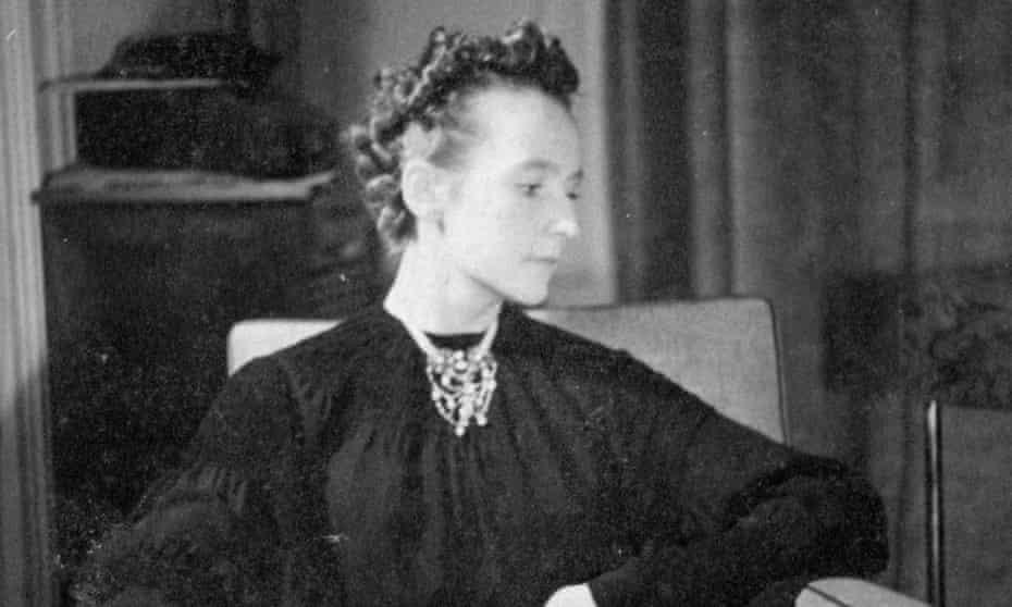 'Not a fancy dresser': Catherine Dior, aged 20, in Paris, 1937