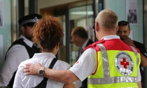 Charities and civilian volunteers took the lead in responding to the disaster at Grenfell Tower.