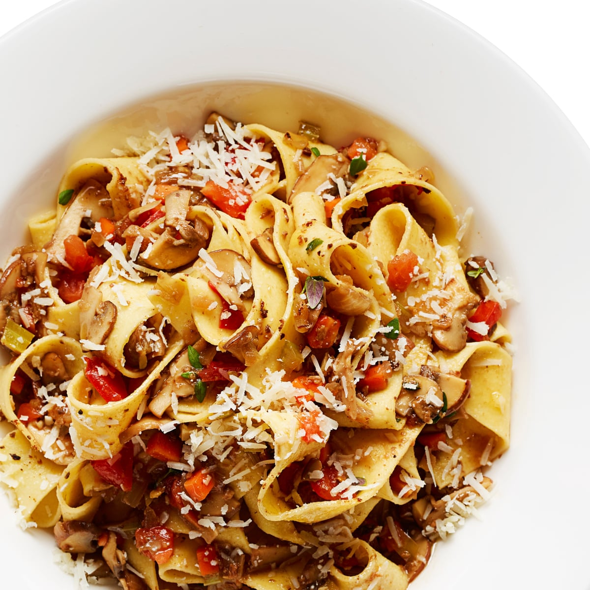 Ricetta In Italian To English.How To Make The Perfect Pasta Ai Funghi Recipe Food The Guardian