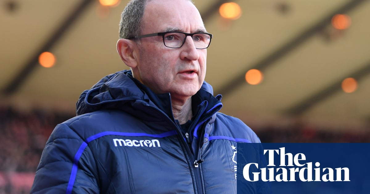 Goodbye to the Miracle Man: how Martin O'Neill's Forest reign crumbled | Daniel Taylor