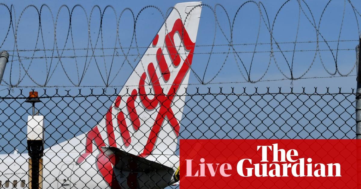 Australia coronavirus updates live: Virgin Australia expected to go into administration – latest news – The Guardian