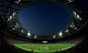 London's Olympic Stadium