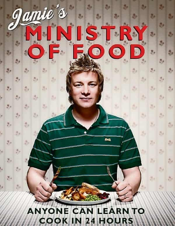 Essex-born multimillionaire chef and Winston Churchill fan, Jamie Oliver