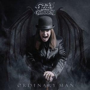 Ozzy Osbourne: Ordinary Man album art work
