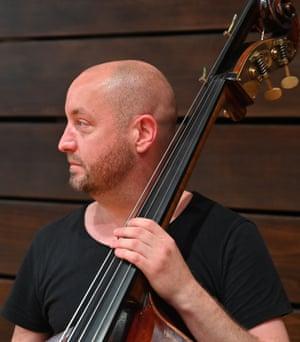 Ben Russell, double bass