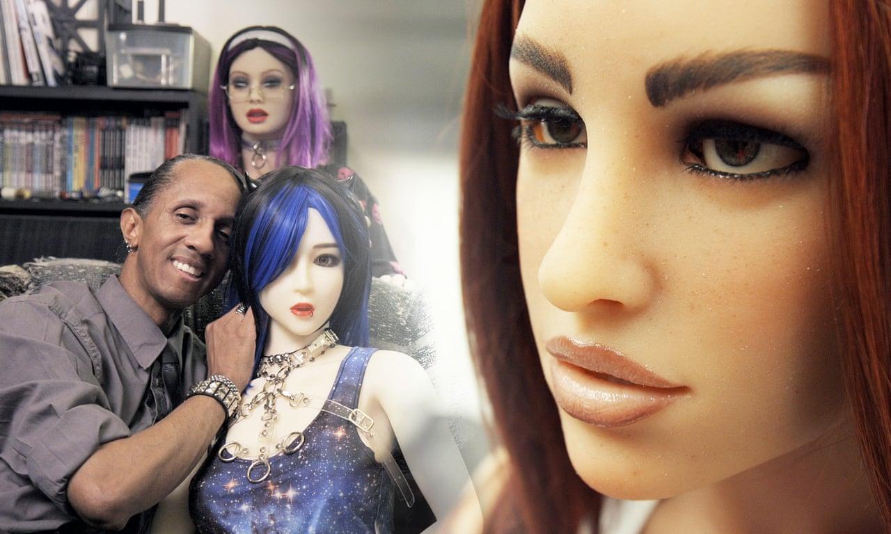 Rise of the sex robots – video  cf53d6636b
