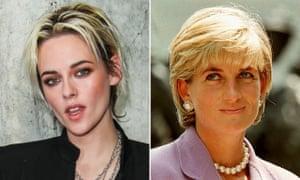Kristen Stewart and Princess Diana