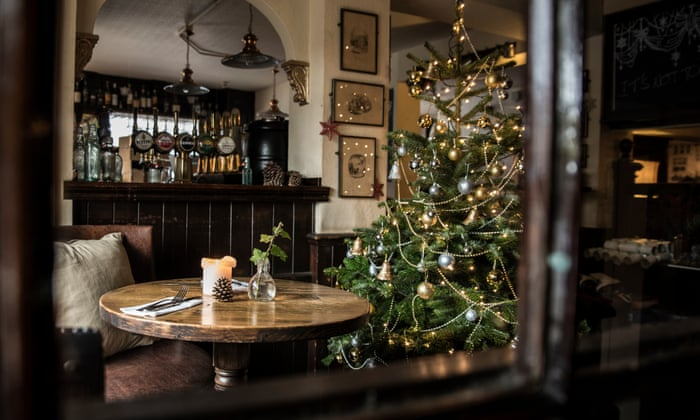 10 Of The Best London Pubs For The Christmas Season London Holidays The Guardian