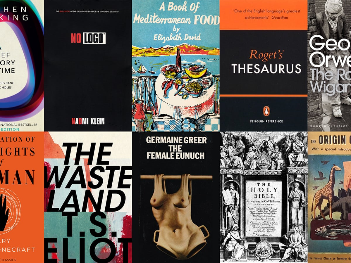 The 100 best nonfiction books of all time: the full list Books