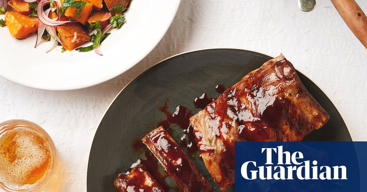 The weekend cook: Thomasina Miers' recipes for Halloween and