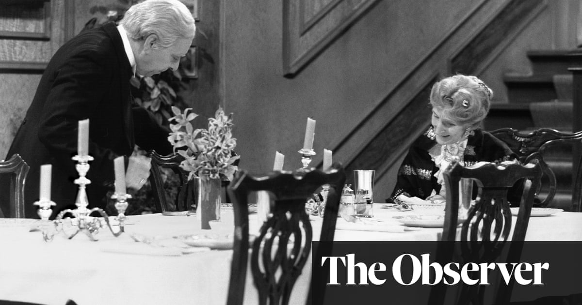 Dinner for One: the British comedy Germans have been laughing at for