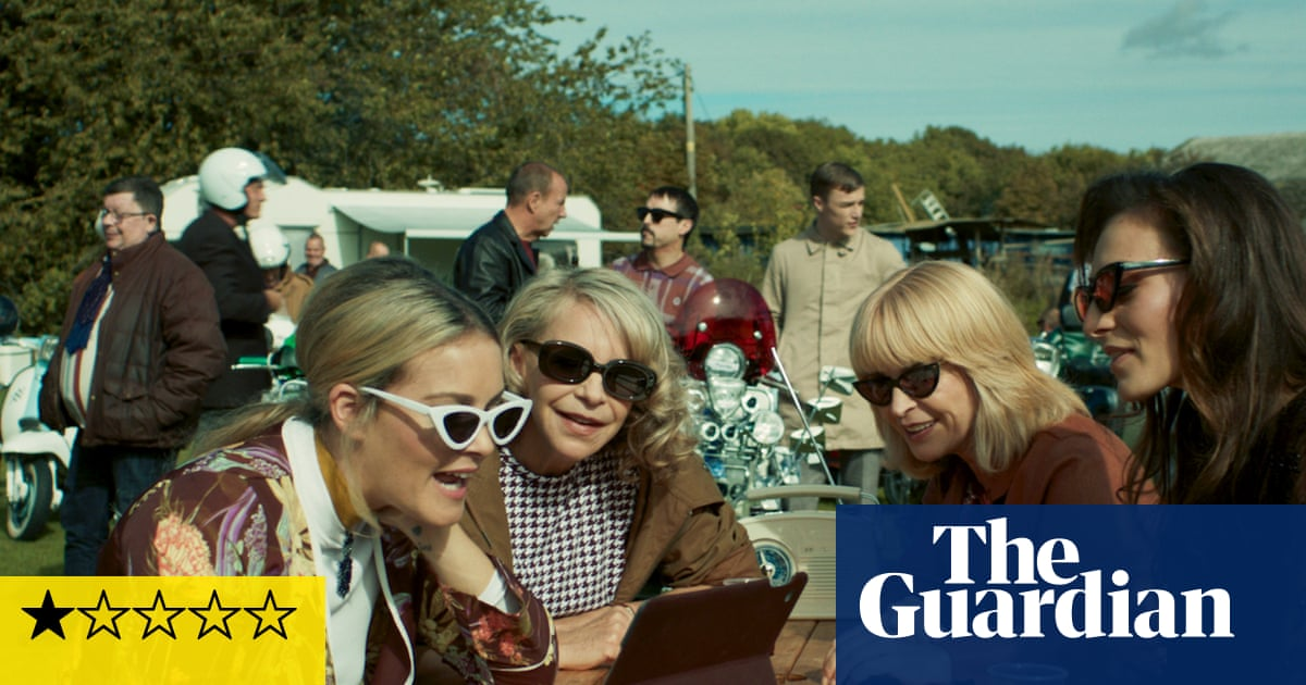 To Be Someone review – a Guy Ritchie ripoff two decades past its sell-by date