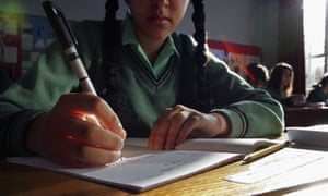 Private school pupil