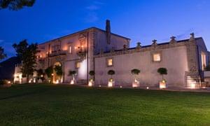 Castello Camemi, Vizzini Scalo, Catania, Sicily, from Sawday's Italy collection
