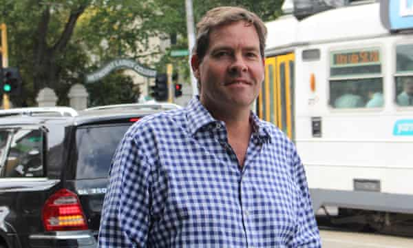 Oliver Yates, who ran as an independent in the seat of Kooyong against the treasurer, Josh Frydenberg.