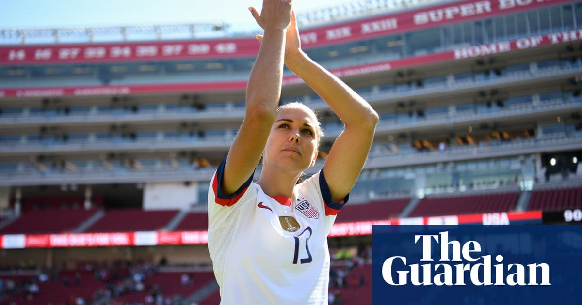 cc850643efe Women's World Cup 2019 team guide No 22: United States | Football ...