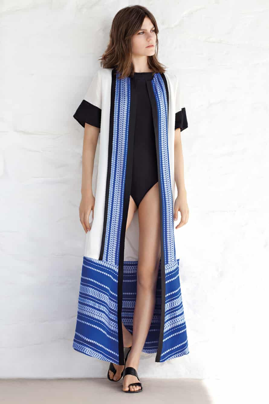 Zeus + Dione caftan, £525, from Matches Fashion and Net-a-Porter