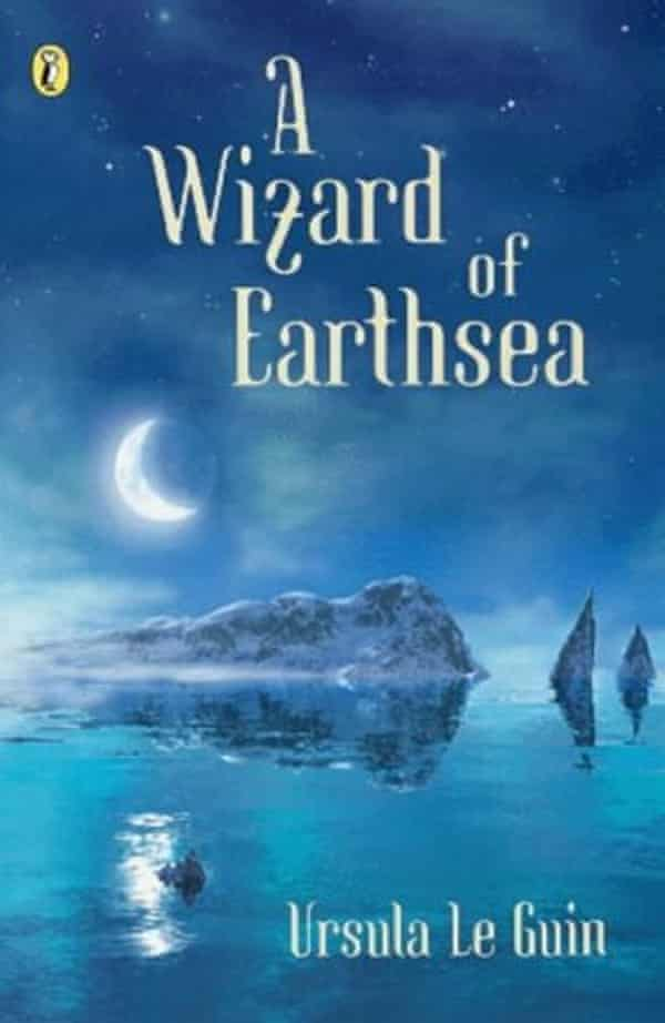 A Wizard of Earthsea came out in 1968