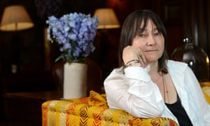 Characters who rebel against convention ... Ali Smith.