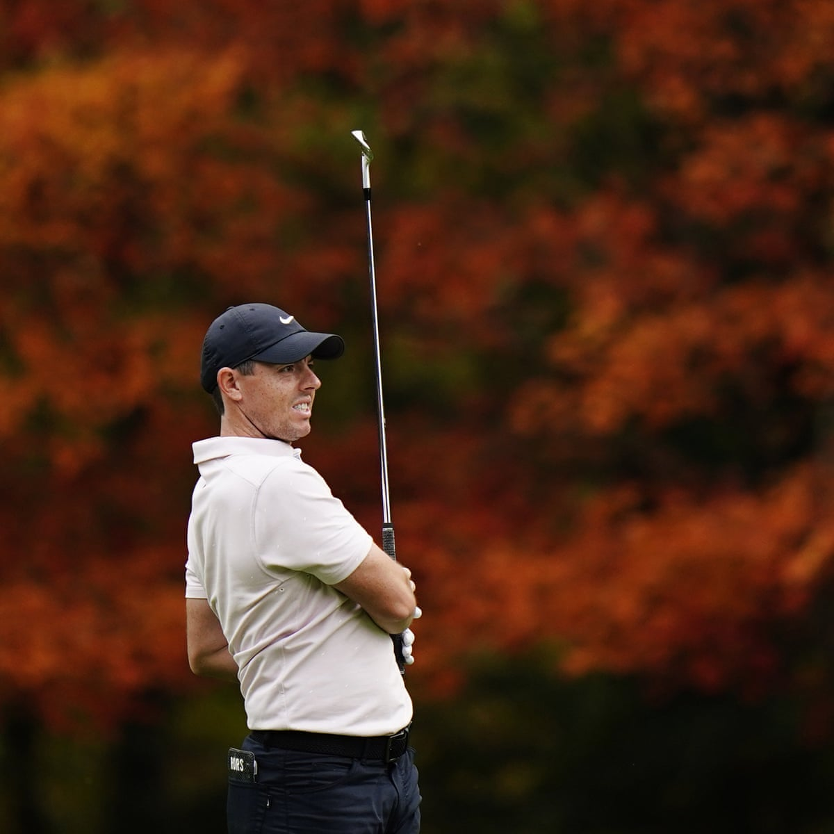 Mcilroy Relaxed And Ready To Attack Elusive Masters From The Shadows Rory Mcilroy The Guardian