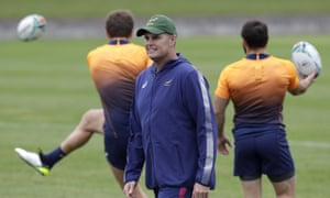 Head coach Rassie Erasmus has got South Africa playing to their traditional strengths.