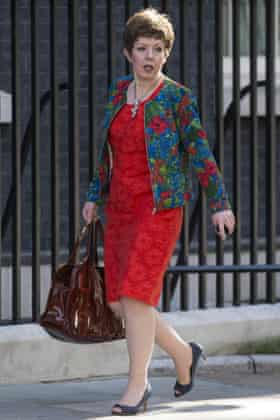 The Tory leader in the House of Lords, Tina Stowell.
