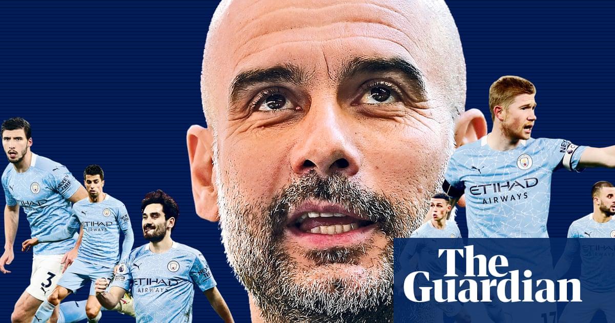 How Guardiola transformed Manchester City back into Premier League champions – video explainer