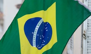 Brazilian prosecutors have charged a retired army major who allegedly led a massacre of leftist guerillas.