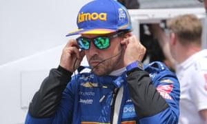 Fernando Alonso is attempting to seal motor sport's Triple Crown
