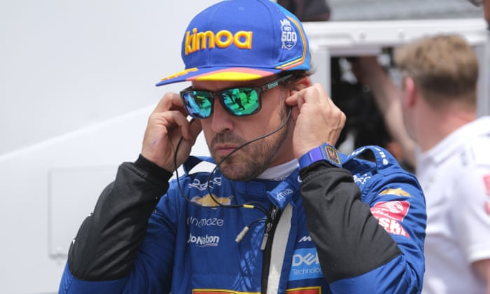 86b235b97 Fernando Alonso rejects McLaren offer to buy him into Indy 500   Sport    The Guardian