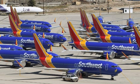 Gary Kelly warned Southwest's revenues would fall by as much as $300m.
