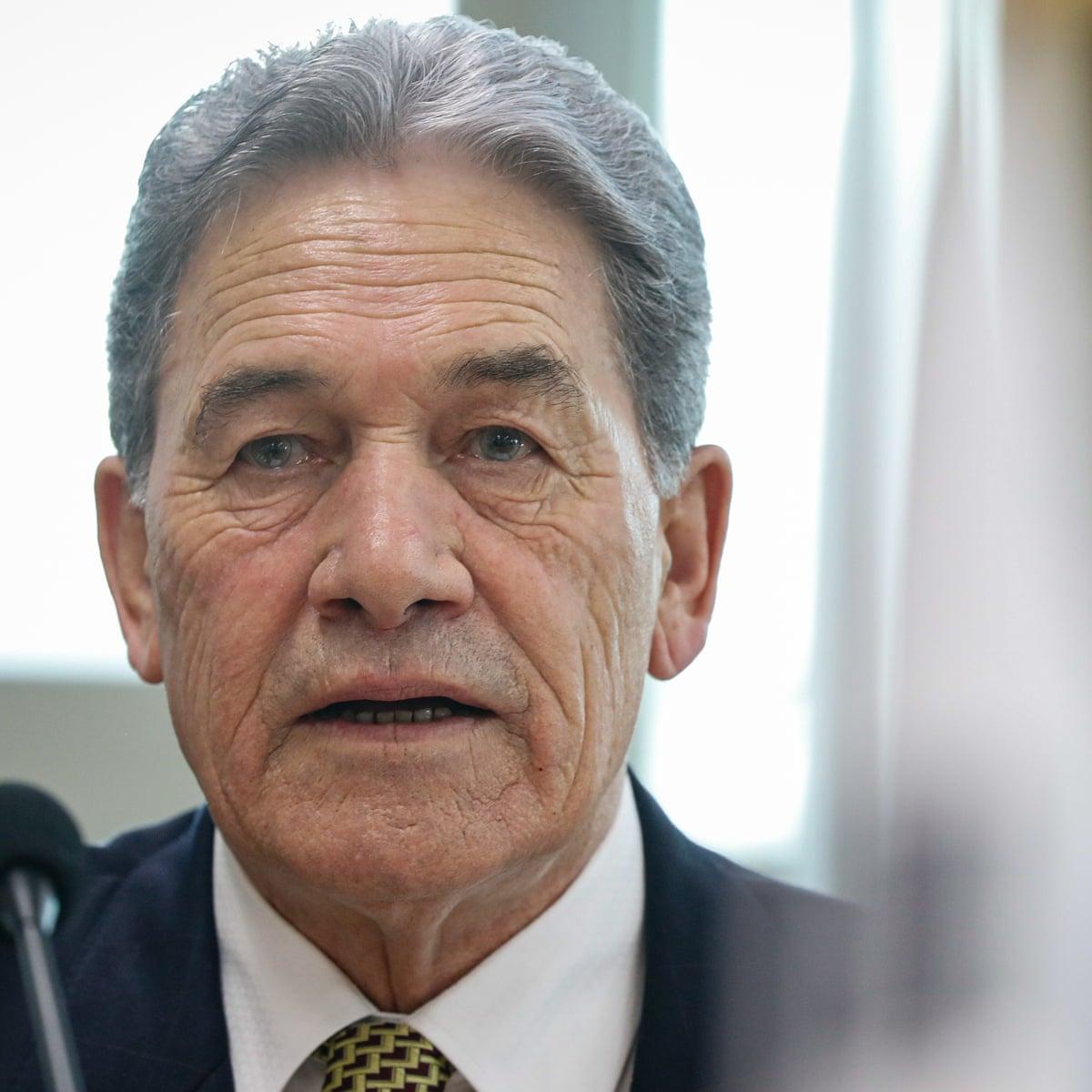 Winston Peters invokes Christchurch ...