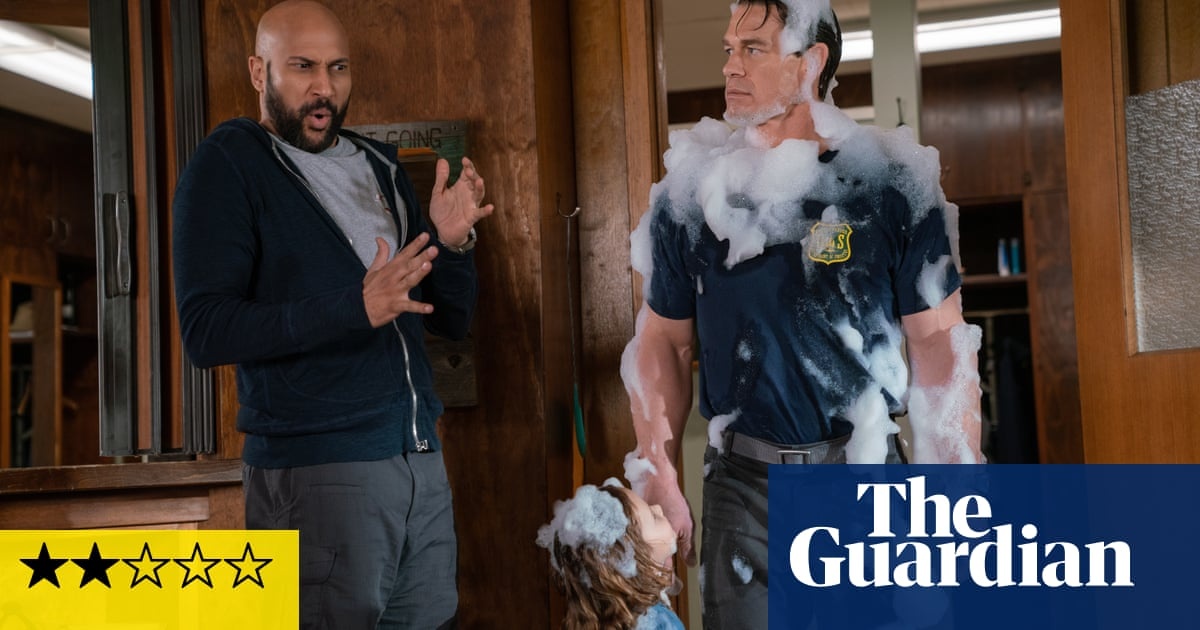 Playing With Fire review – firefighters v kids comedy fails to ignite