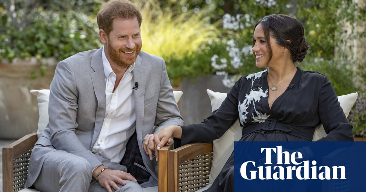 Palace should launch investigate into Meghan allegations, says Labour - the guardian