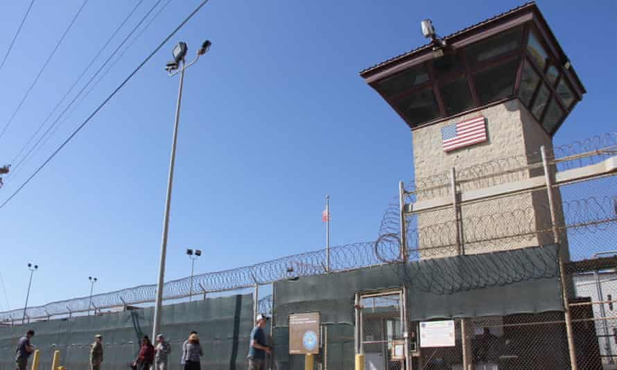 The US military prison in Guantanamo Bay, Cuba, where Abu Zubaydah is detained.