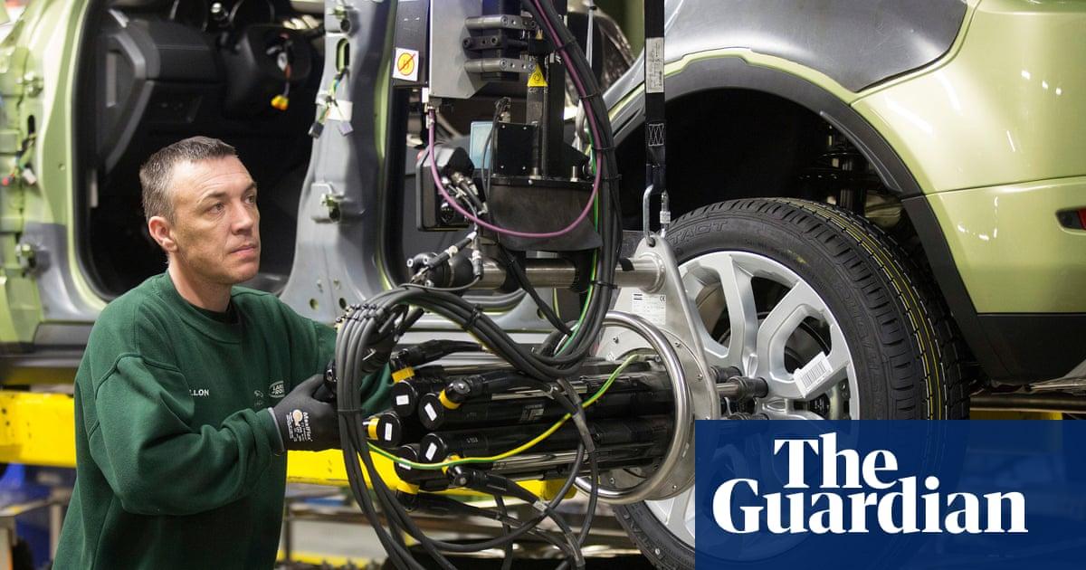 Jaguar Land Rover pauses Halewood car production amid chip shortage