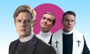 Hot priests: do they have this special je ne sais quoi?