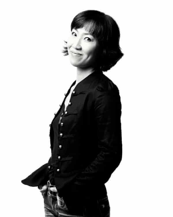'There aren't very many writers in Korea who write the kinds of books I do' ... You-jeong Jeong