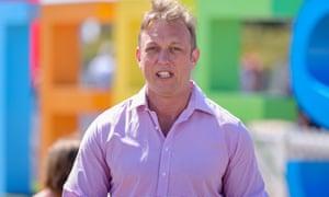 Deputy premier of Queensland Steven Miles.