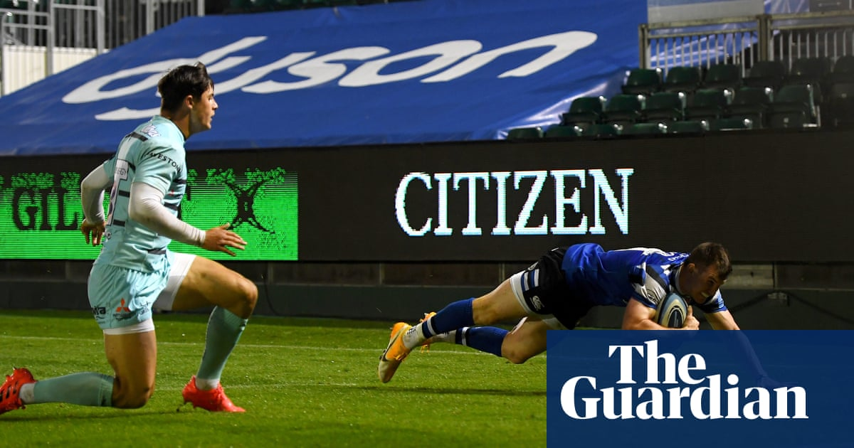 Baths comeback leaves Gloucester floundering in the silence