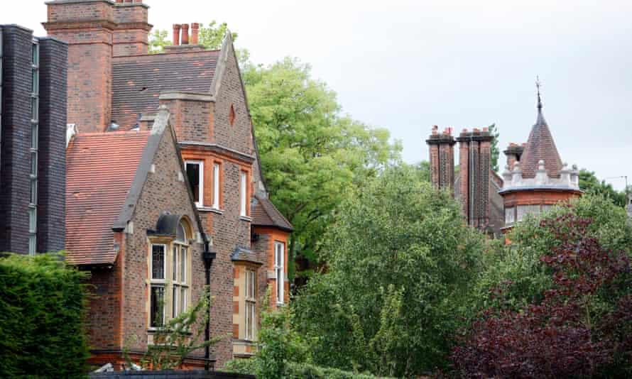 large house hampstead