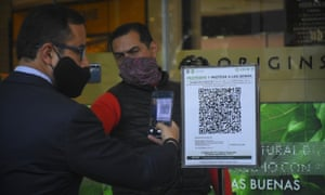 QR Codes have opened up public spaces. Might vaccine passports re-open international travel?