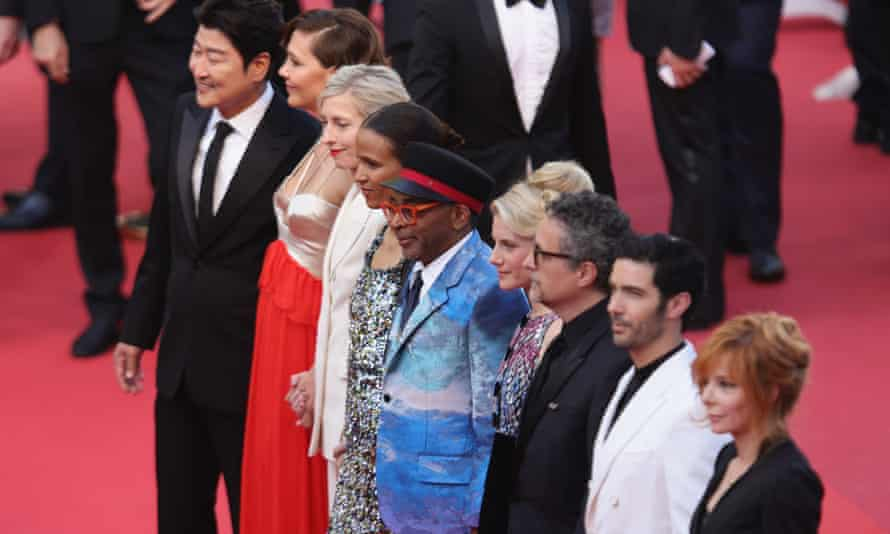 Members of the Cannes Jury