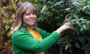 Claudia Hammond: 'I find being in the garden instantly restful.'